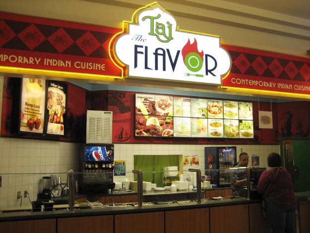 Taj Flavor Tulsa Mall