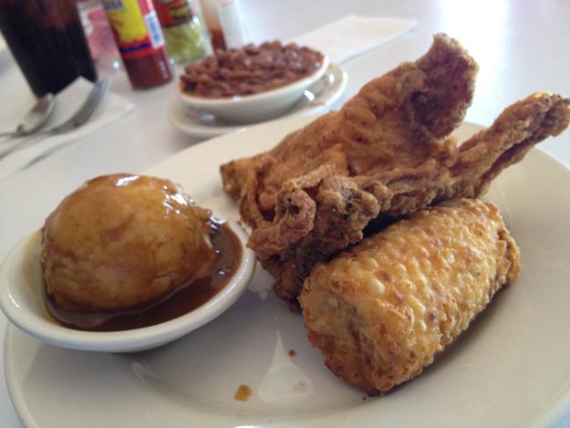 Wanda J's Fried Chicken Oklahoma