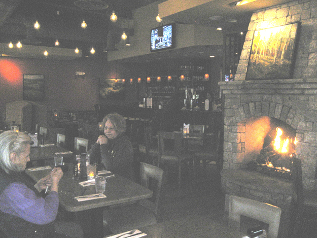 Naples Flatbread Tulsa Interior