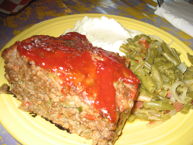 Dilly Deli Meatloaf