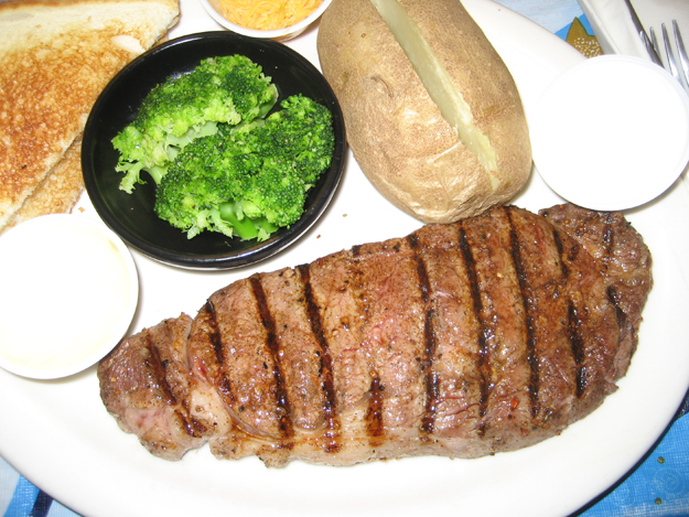 Sandite Billiards Ribeye
