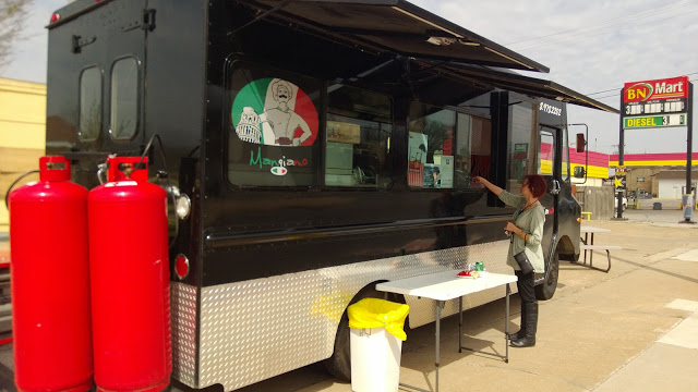 The Mangiamo Food Truck