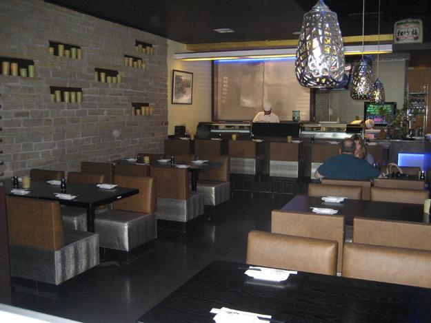Sushi Hana Interior