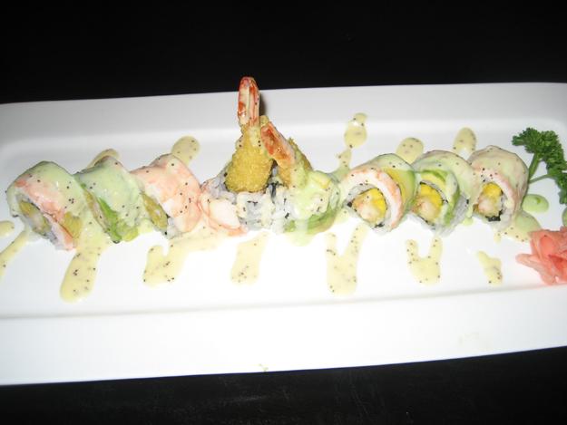 Sushi Hana Roll