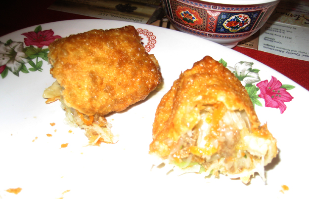 Golden Gate EggRoll