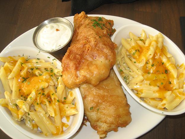 Maxxwells Fried Fish