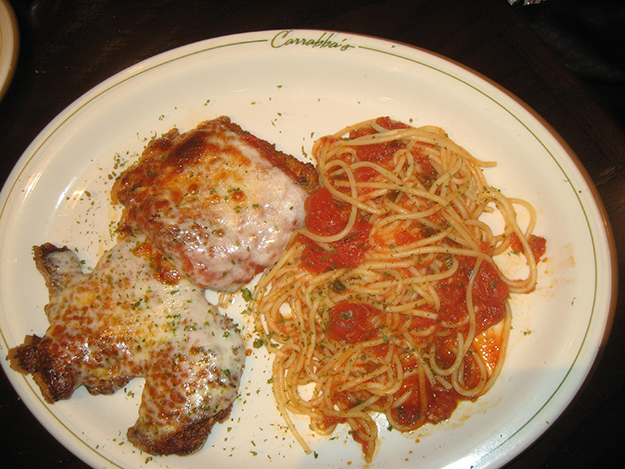 Carrabbas Chicken