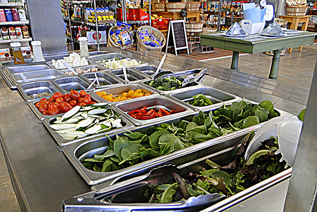 Folks Salad Bar