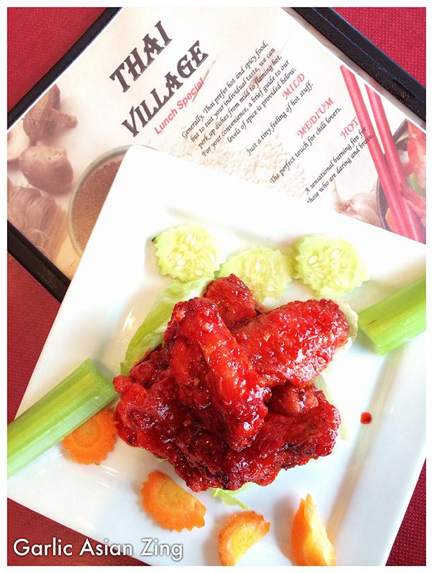 Asian Zing Wings Tulsa