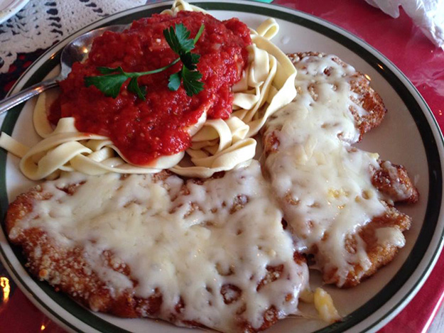 Marys Chicken Parmigiana