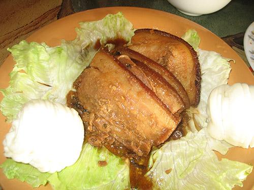Mandarin Taste Bacon
