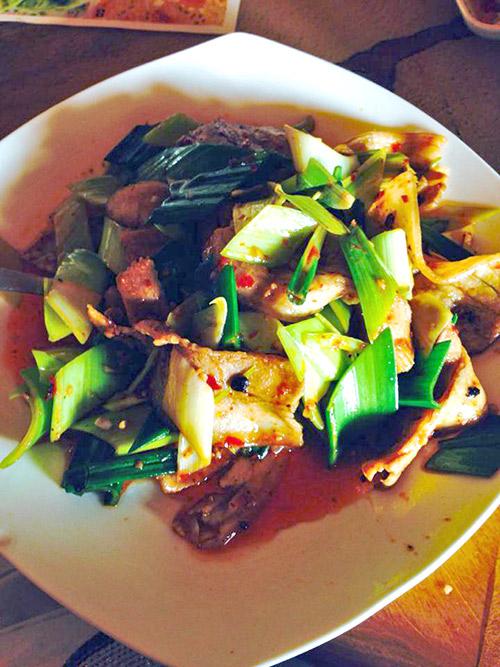 Mandarin Taste Double CookedPork
