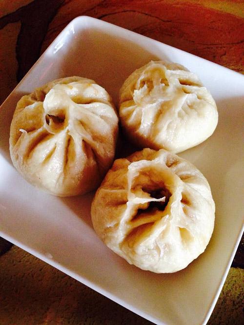 Mandarin Taste Pork Buns