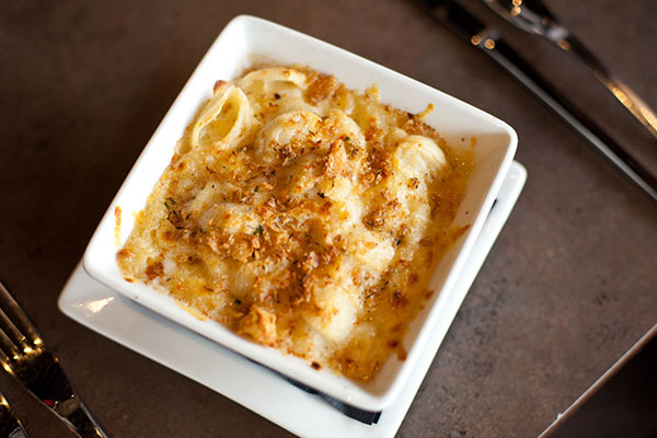 Parisian Mac & Cheese