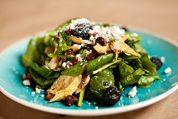 Blueberry-Salad
