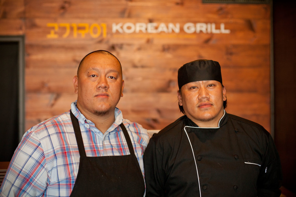 Owner and chef