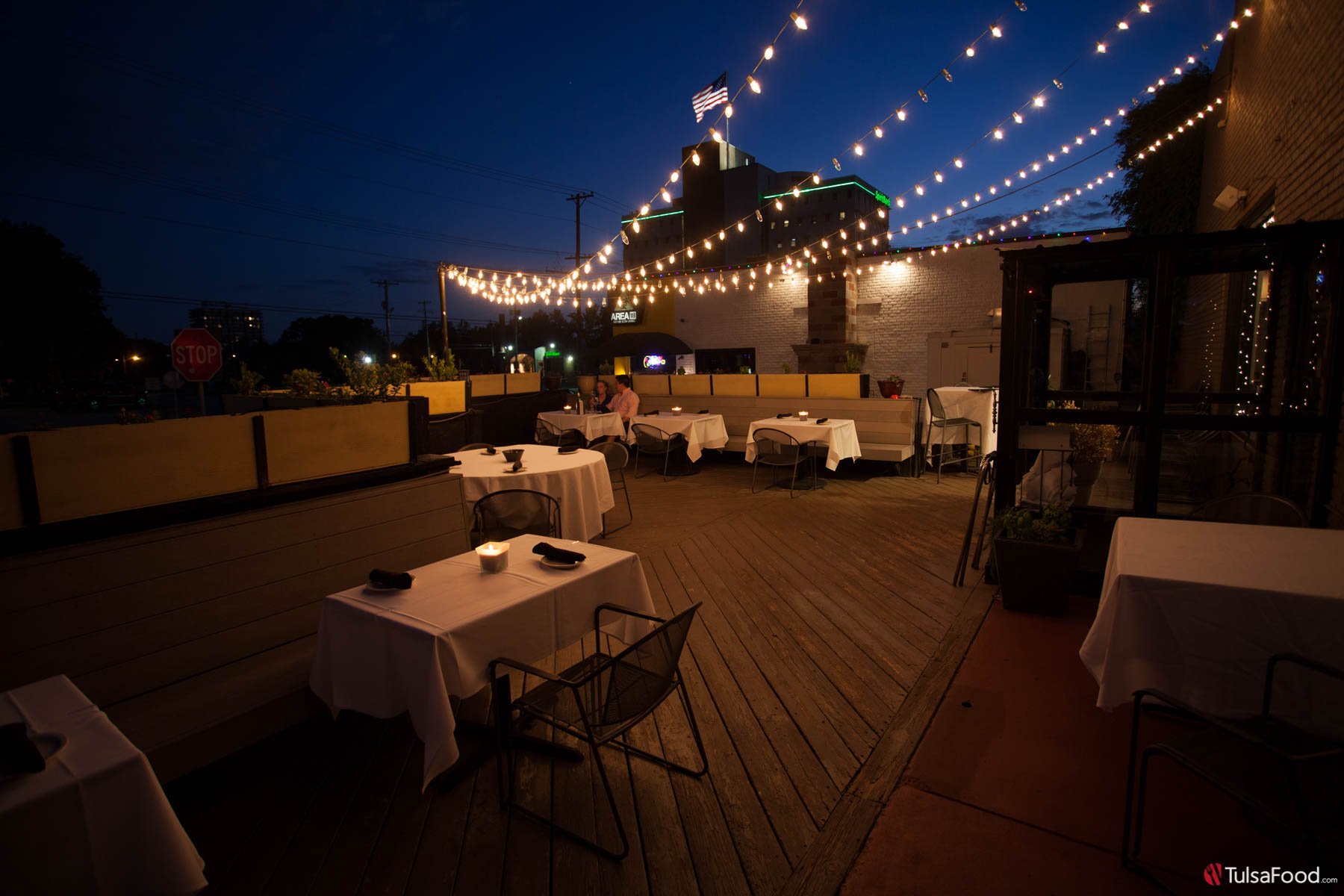 Best Tulsa Outdoor Patio Dining & Restaruants Around Town