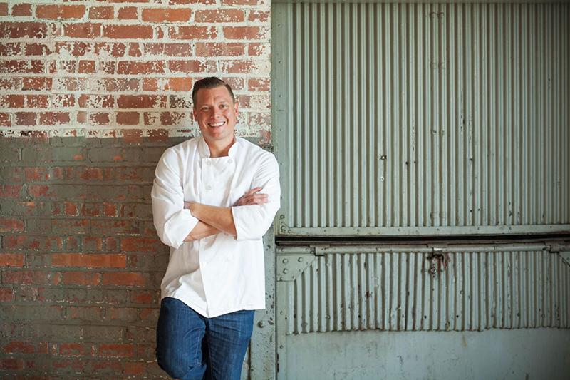 Chef Trevor Tack Tulsa, Oklahoma