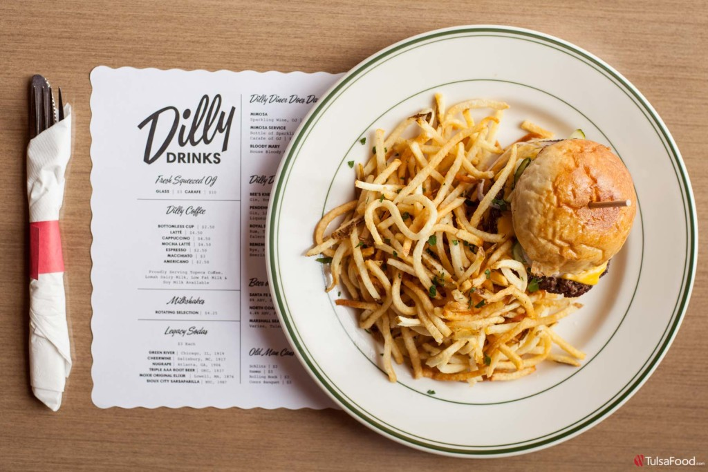 dilly burger