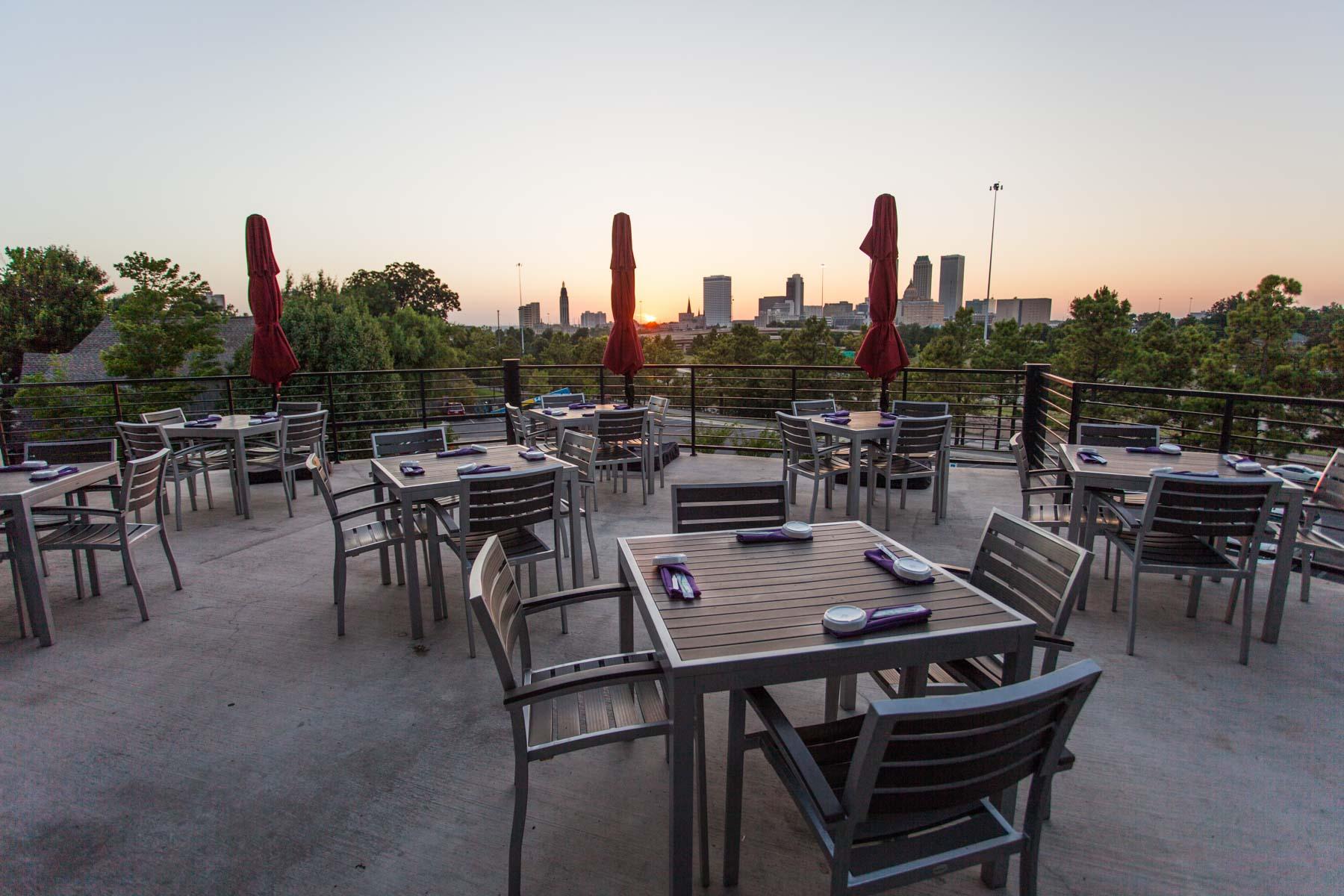 Best Tulsa Outdoor Patio Dining Restaruants Around Town
