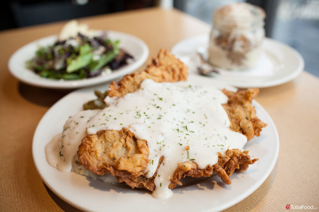 Caz's - Chicken Fried Steak