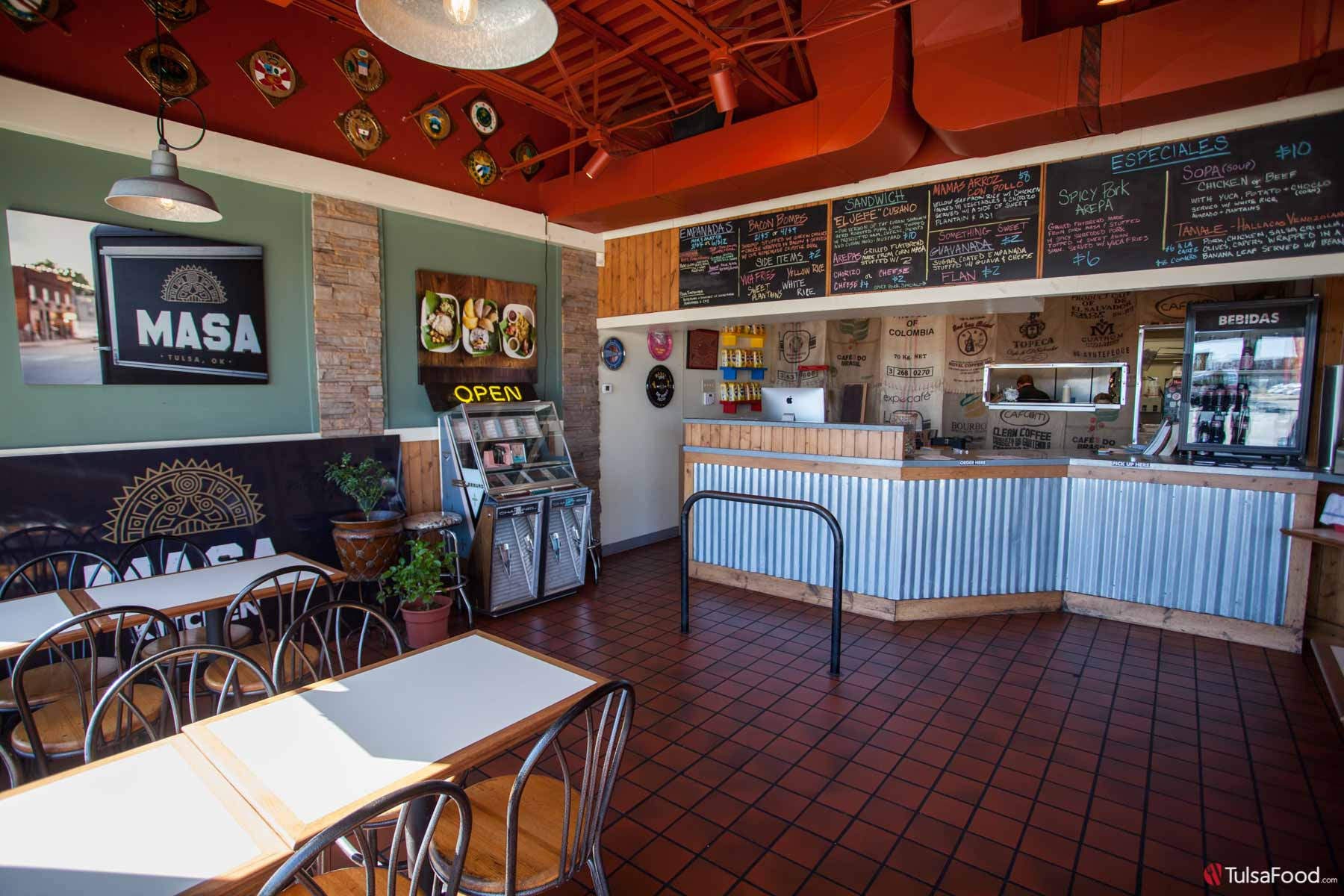 Masa Kitchen Brings South American Fusion To South Tulsa