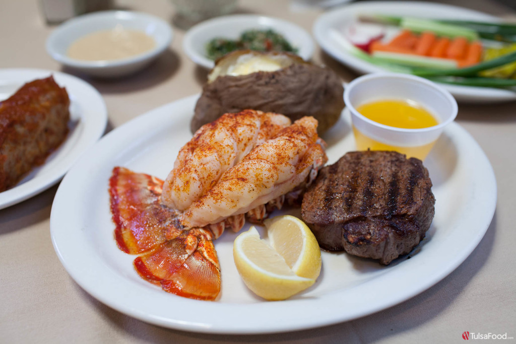 Steak and Lobster Tulsa