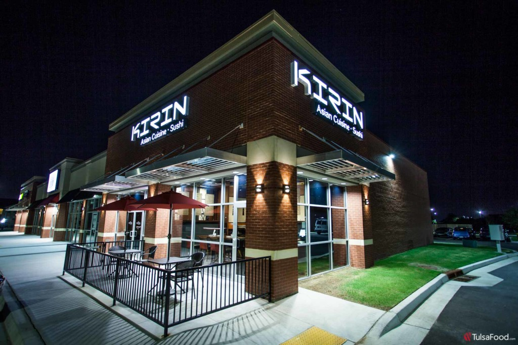 Kirin south tulsa 39 s newest spot for authentic asian for Asian cuisine tulsa ok