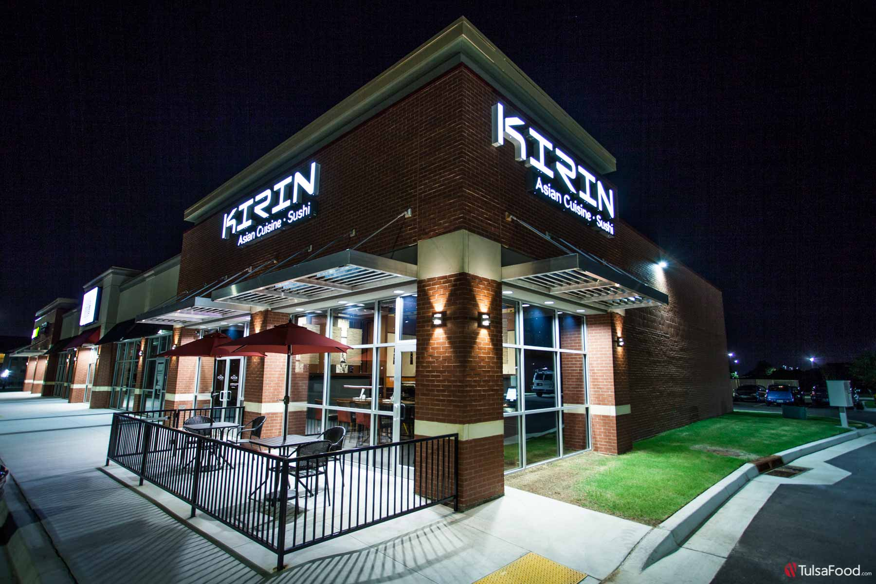 Tulsa and asian restaurants