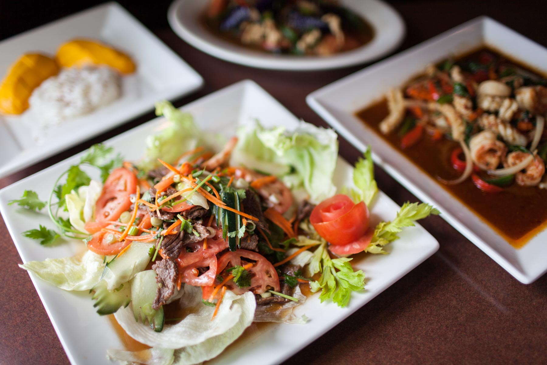 Lanna thai continues to prove its authenticity over the for Asian cuisine tulsa menu
