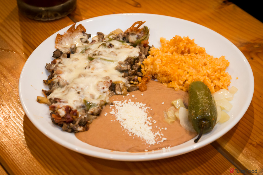 Gluten free goodness at dos bandidos mexican restaurant for Asian cuisine tulsa